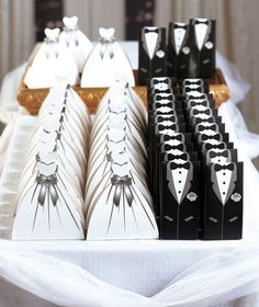 Mr. & Mrs. Wedding Essentials - You like?  I'm going to buy, if yes