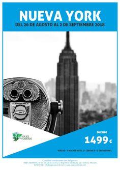 Ofertas en www.viajesviaverde.es: Oferta Nueva York
