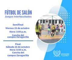 Fútbol de Salón: Juegos Interfacutades  #Unicartagena #Bienestar October 25, Senior Boys, Cartagena, Wellness, Games, Activities