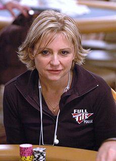 Pro Poker Player Jennifer Harmon - my idol