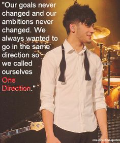 Zayn Malik >>> Where do people get these quotes and facts from ?!
