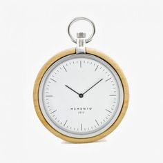 Pocket Watch by Memento Watches | MONOQI