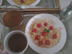 Un saludable desayuno
