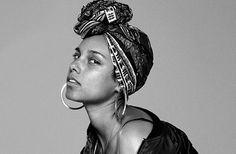 Alicia Keys ne s'est jamais sentie aussi belle que sans maquillage