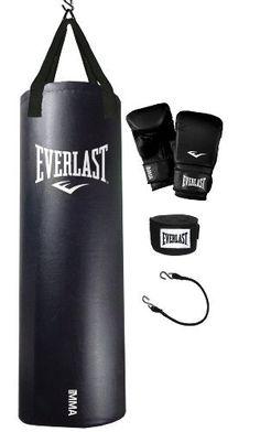 everlast heavy bag hanger instructions