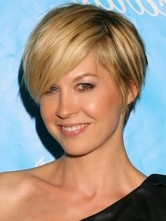 jenna elfman hairstyles - Google Search
