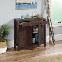 Create tidy organization in your home office with the Costa Collection Library Base. Finished in Coffee Oak, storage doors offer hidden storage for messy items. Large Drawers, Room Essentials, Hidden Storage, Bathroom Furniture, Condo Bathroom, Cabinet Colors, Traditional Furniture, Panel Doors, Adjustable Shelving