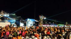 스무살, 성년의 나이를 맞은 신명나는 안동국제탈춤페스티벌은 9월 30일 오늘부터 10월 9일까지 안동탈춤공원과 하회마을, 시내일원에서 개최됩니다.