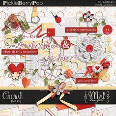 Cherish - Full kit By Mel Designs