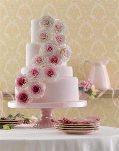 Tortas de casamiento: tres ideas paquetísimas y deliciosas - RevistaSusana.com