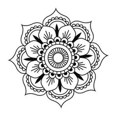 Tattoo Mandala Arm Ideas Henna Designs Super Ideas - Tattoo Mandala Arm Ideas Henna Designs Super Ideas The Effective Pictures We Offer You - Mandalas Drawing, Mandala Coloring Pages, Mandala Painting, Dot Painting, Simple Mandala Tattoo, Dotwork Tattoo Mandala, Mandala Tattoo Design, Henna Mandala, Simple Mandala Designs