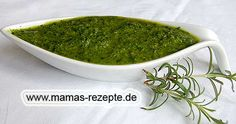 Rezept Rosmarin - Pesto auf Mamas Rezepte Homepage