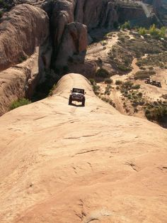 Lion's Back, Moab, Utah. Would love to opportunity to do this, sadly it's closed to the public.
