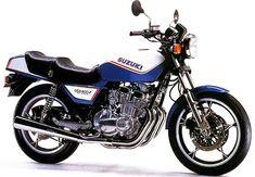 Suzuki GSX400F