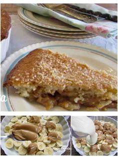 Sucesso absoluto de views aqui no Monta Encanta, esta torta surpeende e encanta! Sobremesa garantida