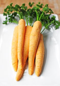 "Easy Cheese Carrots for all the wabbits! - these ""carrots"" are actually made of cheese! from @Amy Johnson / She Wears Many Hats"