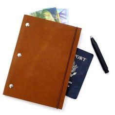 Leather Notebook / LA COMPAGNIE DU KRAFT