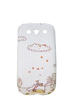 Amazon.com: Worldshopping Cloud Cartoon Soft Flexible TPU Gel Case for Samsung Galaxy SIII i9300 - White: Cell Phones & Accessories