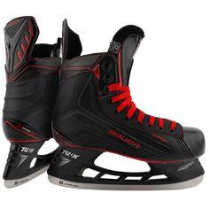 Bauer Vapor X500 LE Black Sr. Ice Hockey Skates