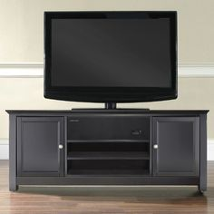"Found it at Wayfair - AroundSound 48"" TV Stand http://www.wayfair.com/daily-sales/p/Living-Room-Furniture-Blowout-AroundSound-48%22-TV-Stand~CRY2646~E17362.html?refid=SBP.rBAZEVQBukpM8h00gIrNAmDGIoCUZknHvFqiUH1AXiU"