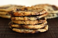 heston's chocolate chip cookies | london bakes