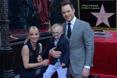 """""""Guardians of the Galaxy"""" star Chris Pratt has filed for divorce from """"Mom"""" actress Anna Faris, his wife of eight years."""