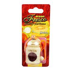 Nước hoa treo gương AREON FRESCO-Melon (Hương dưa lê)