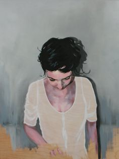 love the abstraction, reminds me of Borremans