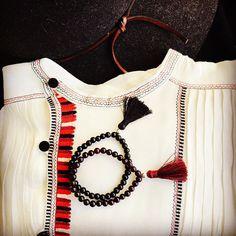 WEBSTA @ jiyajewellery - Today's back to work outfit. #jewelry #inspiration #artisan #jewelryoftheday #bracelet #bracelets #jewelryaddict