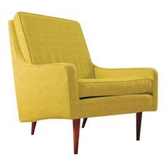 Garfield Chair - Thrive Furniture Midcentury Modern