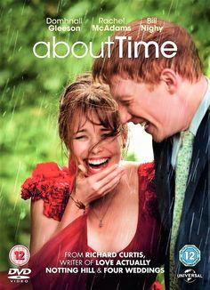 About Time (2013) - Domhnall Gleeson, Rachel McAdams, Bill Nighy.