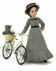 """Madame Alexander Wizard of Oz 10"""" Miss Gulch"""
