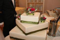 nochmal die #Hochzeitstorte
