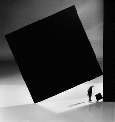 Gilbert Garcin, The Collector, 2004. S)