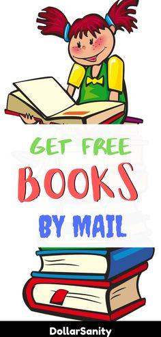 Free Books By Mail, Get Free Stuff, Simple Life Hacks, Budgeting Finances, Free Things, Saving Ideas, Is 11, Saving Money, Homeschool