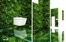 Nature Meets Architecture: Great Integrated Green Interiors