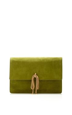 Athalie Pouch In Nubuck by Nina Ricci for Preorder on Moda Operandi Clutch Wallet, Pouch, Fendi, Gucci, Butterfly Bags, Fashion Essentials, Vintage Handbags, Fashion Accessories, Handbag Accessories