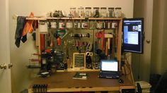 How to Make a Mini Maker Space for Mini Makers