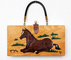 Enid Collins Young'un Box Bag by niwotARTgallery on Etsy, $140.00