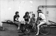 Группа «АКВАРИУМ», Ленинград, 1986