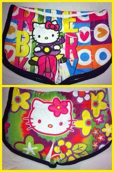 Pantalón corto Hello Kitty!