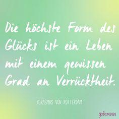 Noch mehr weise und witzige Sprüche findet ihr hier: http://www.gofeminin.de/living/album920026/spruch-des-tages-witzige-weisheiten-fur-jeden-tag-0.html