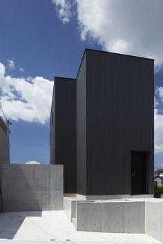 Black Box House,© Mikiko Kikuyama