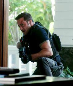 Action man - Steve McGarrett