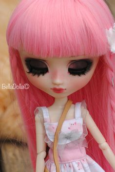 Reserved for Ana Marylou : Pullip full by BellaDollaCreations