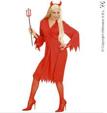 Ladies Devil Woman Costume Small Uk For Halloween Satan Lucifer Fancy Dress Best Halloween Costumes & Dresses USA Halloween Fancy Dress, Halloween Outfits, Marvel Dc, Terrifying Halloween Costumes, Devil Costume, Komplette Outfits, Halloween Disfraces, Boutique, Belted Dress