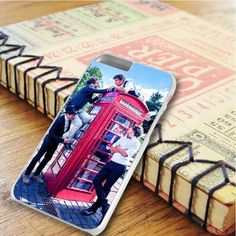Take Me Home One Direction Telephone Box iPhone 6 Plus|iPhone 6S Plus Case