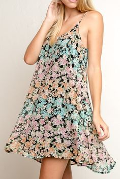 Sleeveless Asymmetrical Print Dress by Haute Hippie on Haute Hippie, Review Dresses, Floral Maxi Dress, Floral Lace, Midi Dresses, Ruffle Dress, Casual Dresses, Junior Dresses, Nordstrom Dresses