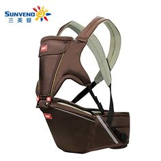 ZWBDFour multifunctional baby lumbar Chair strapsCoffee >>> Want additional info? Click on the image.(This is an Amazon affiliate link and I receive a commission for the sales)