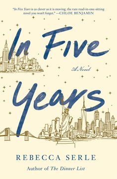 "Read ""In Five Years A Novel"" by Rebecca Serle available from Rakuten Kobo. A New York Times bestseller A Good Morning America, FabFitFun, and Marie Claire Book Club Pick ""In Five Years is as clev. New Books, Books To Read, Good Morning America, Ebook Pdf, Book Lists, Reading Lists, Reading Books, Book Recommendations, So Little Time"